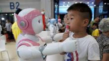Robot market growth slows as trade war hits industrial spending-robot industry chief