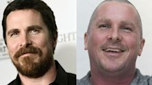 Christian Bale is back in shape after piling on pounds to play Dick Cheney