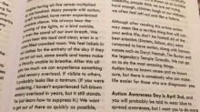 13-year-old's inspiring letter about autism goes viral