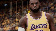 esport - LeBron James frôle la perfection sur NBA 2K21