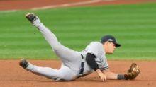 Yankees' Gio Urshela named Gold Glove finalist at third base