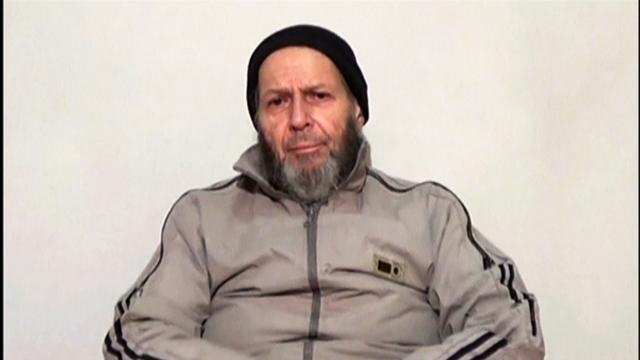 American hostage makes plea in newly surfaced video