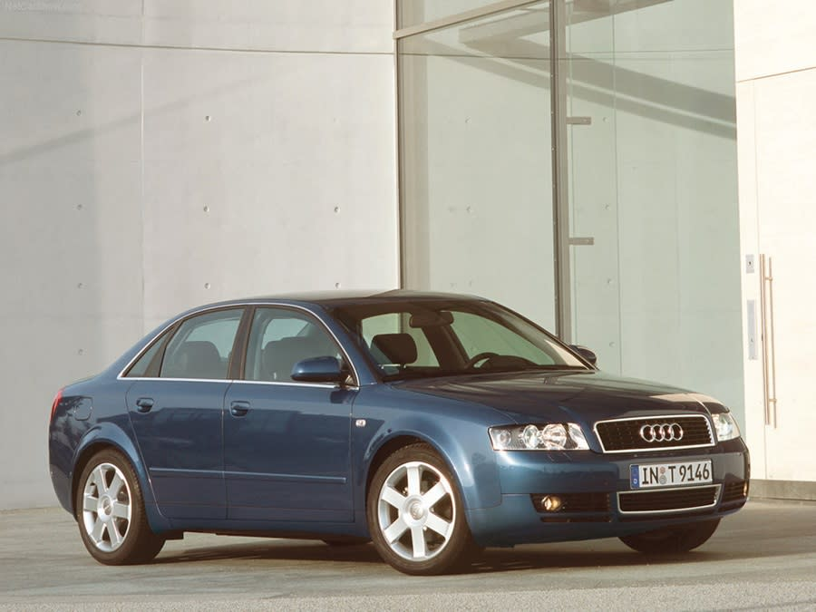 開Audi就要配Audi Logo的排氣管?!