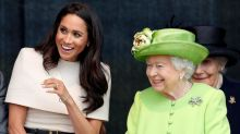 Meghan Markle and Prince Harry Send 'Granny' Queen Elizabeth a Sweet Birthday Message