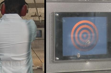 Video: Vissumo touchscreen takes 9mm bullets like a champ