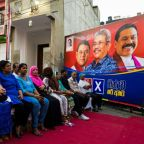Sri Lanka weighs return to murky past in presidential poll