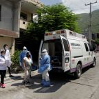 Mexico nears 50,000 coronavirus deaths, with 829 new fatalities