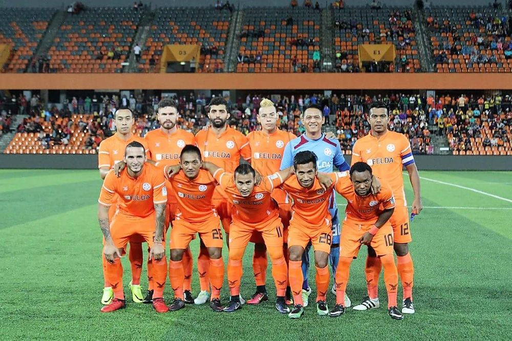 Felda United banking on improved finishing and combination in second leg