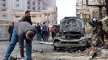 Bomb kills two in Alexandria ahead of Egypt presidential vote