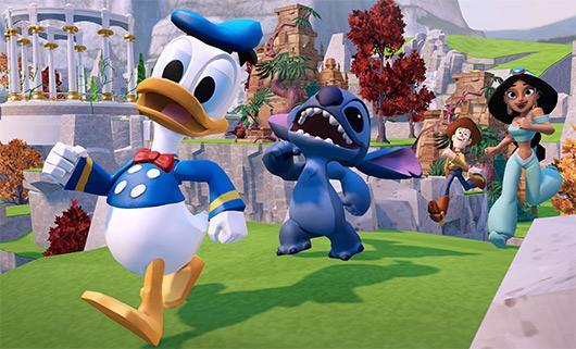 Donald Duck joins Disney Infinity 2.0 cast this Fall