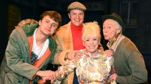 Barbara Windsor makes rare public appearance to see 'Only Fools' musical