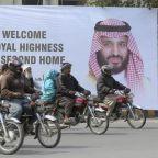 Saudi crown prince to meet members of Taliban on trip to Pakistan