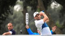Garcia closes on Andalucia Masters victory