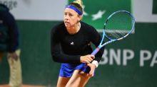 Roland-Garros (F) - Roland-Garros : Pauline Parmentier, une défaite au premier tour et la retraite