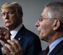 Trump Fumes at Fauci, Believes He's Auditioning for CNN Gig