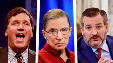 Ted Cruz blocks a U.S. Senate resolution to honor Ruth Bader Ginsburg