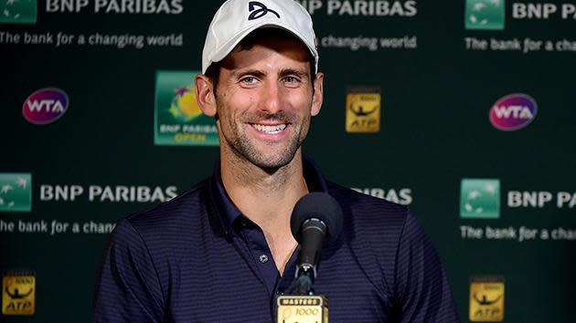 Djokovic fuels tennis equal prize money debate