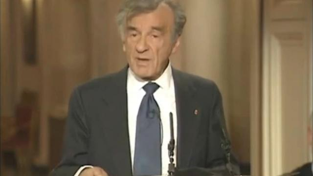 THINK PIECE: ELIE WIESEL