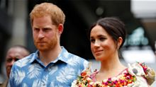 Harry and Meghan drop titles in heartfelt letter praising sport charity's work