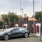 Tesla's Superchargers: The company's killer app