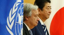 Don't sleepwalk into war over N. Korea, warns UN boss