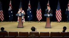 EUA e Austrália buscam nova cooperação militar contra a China