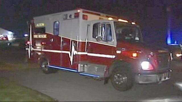 Boy Scouts Hospitalized After Lightning Strike