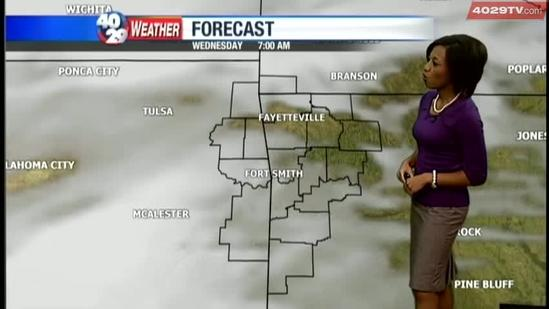 Brittany's Wednesday weather webcast