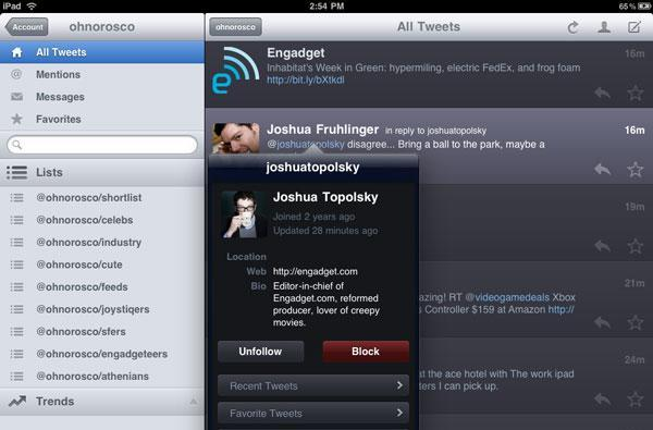 iPad apps: Twitter and social networking essentials