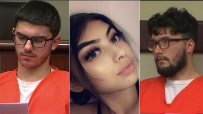 2 brothers charged with murder of missing girl