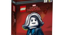 Captain Marvel takes flight in a special Lego San Diego Comic-Con building set (exclusive)