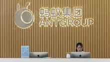 ChinaConsidersRequiring Ant to Sell Finance Investments, Source Says