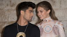 Gigi Hadid Went Instagram Official With Zayn Malik Again for Valentine's Day