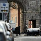 N Ireland police deal with hijackings after weekend car bomb