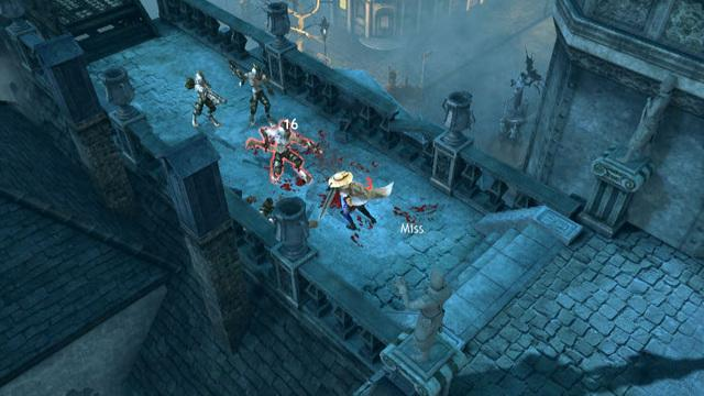 The Incredible Adventures of Van Helsing: Like Father, Like Son