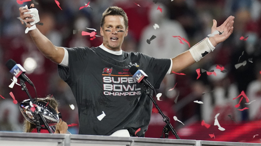 Brady's impact felt more than ever around NFL