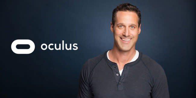 Jason Rubin: Oculus Quest is seeing 'console-like usage'