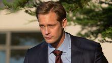 Alexander Skarsgård for new BBC Le Carré thriller