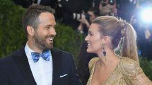 Ryan Reynolds Savagely Captions Blake's Look