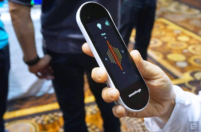 Sevenhugs made a smart remote that's truly universal