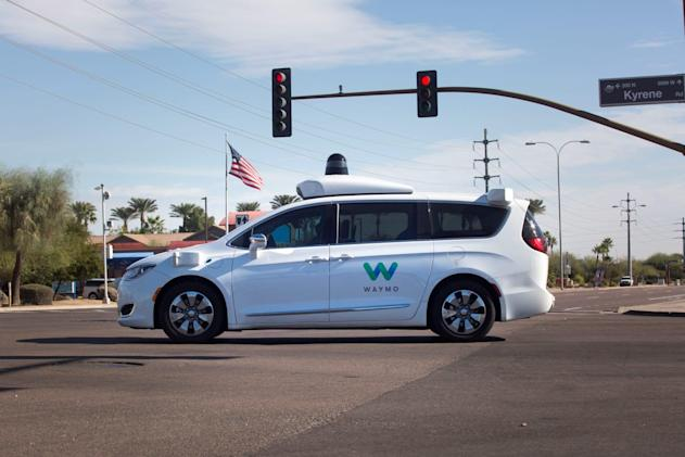 Waymo preps for self-driving taxi service with rider insurance deal