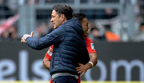 """Bundesliga: Kovac vor Augsburg-Spiel: """"Das ist für uns ein Matchball"""""""