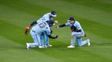 Second-place Blue Jays flying high entering stretch drive of shortened season