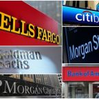 Trading, underwriting soften profit plunge for some U.S. banks