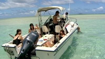 Emergency Rules Back In Place At Kaneohe Sand Bar