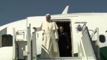 Papa busca 'unidade' com não-católicos em Genebra