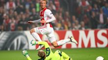 Who is Ajax striker Kasper Dolberg? The wonderkid Manchester United must contain in the Europa League final