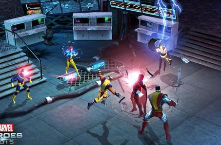Leaderboard: Which Marvel Heroes character should I play?