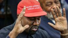 Pro-Trump rapper Kanye West launches 'Blexit' clothing line