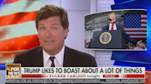 Tucker Carlson sides with Russia over Ukraine in ongoing conflict